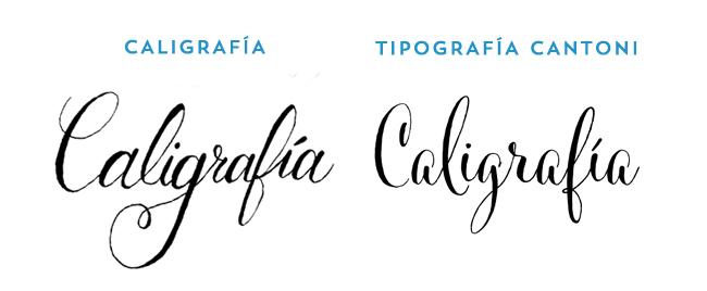 caligrafiavstipografia