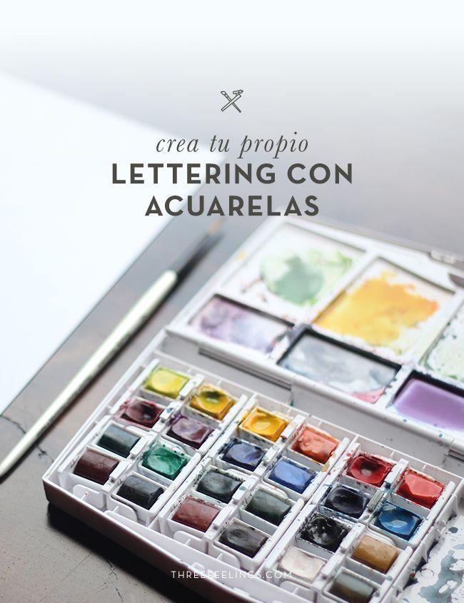 lettering-acuarelas