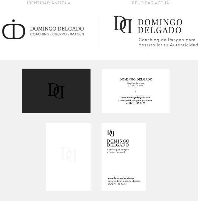 business card cliente diseño web personalizado