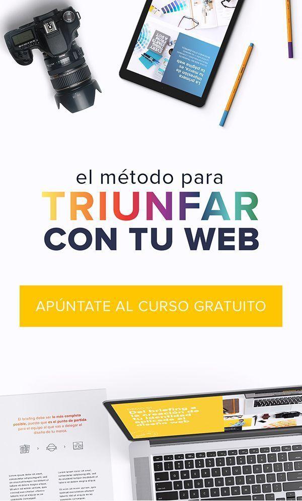 Curso gratis El metodo para triunfar con tu web
