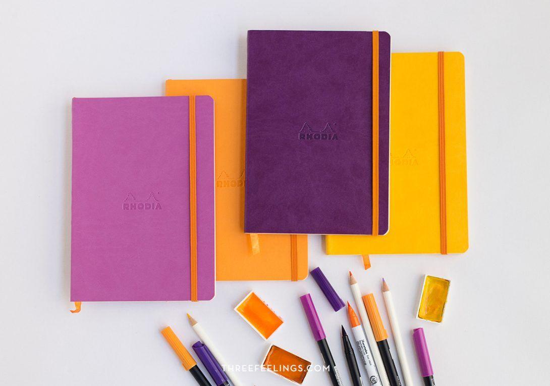 bloc-rhodia-colores-punteado-caligrafia-lettering-threefeelings-02