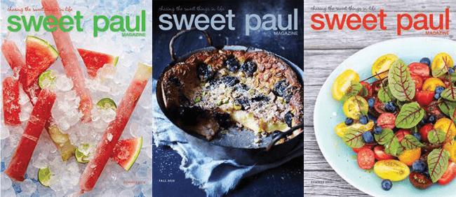 portadas sweet paul magazine