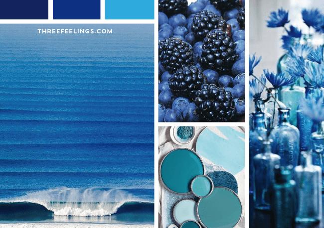 psicologia del azul