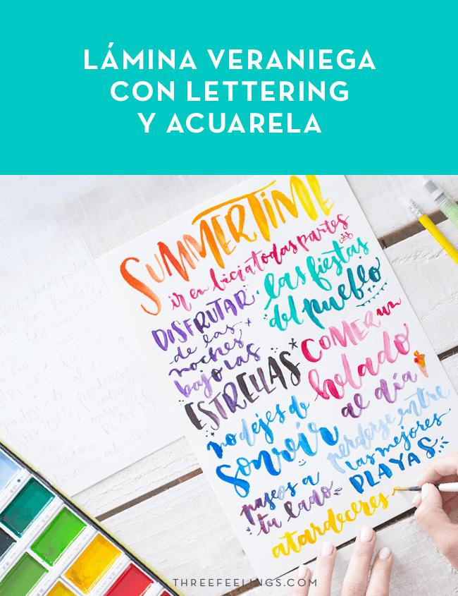 portada-post-lamina-verano-lettering-acuarela-threefeelings-1