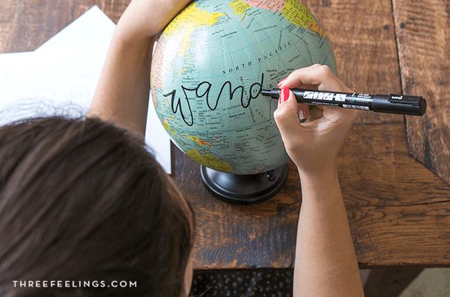 04-decorar-bola-mundo-con-lettering-threefeelings