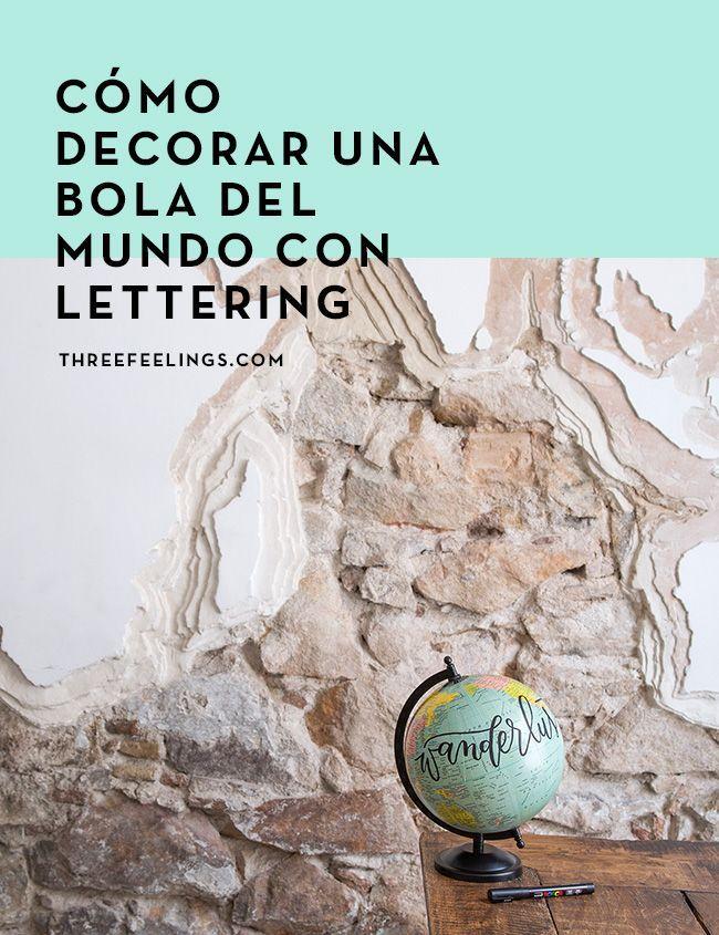 portada-decorar-bola-mundo-con-lettering-threefeelings