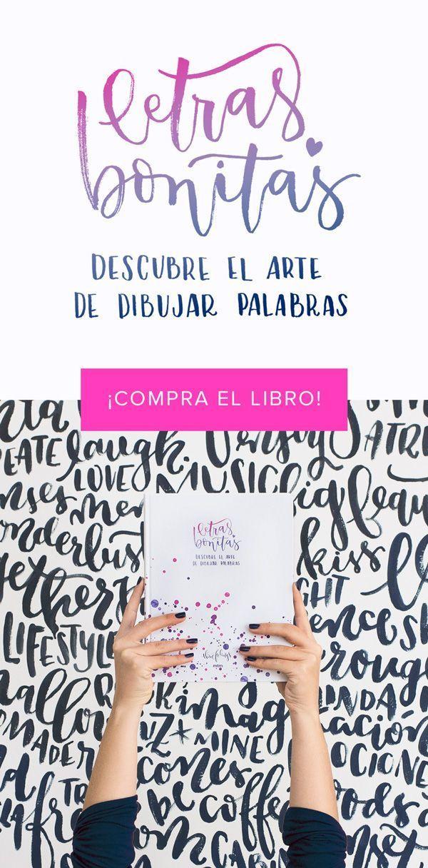 Libro Letras Bonitas