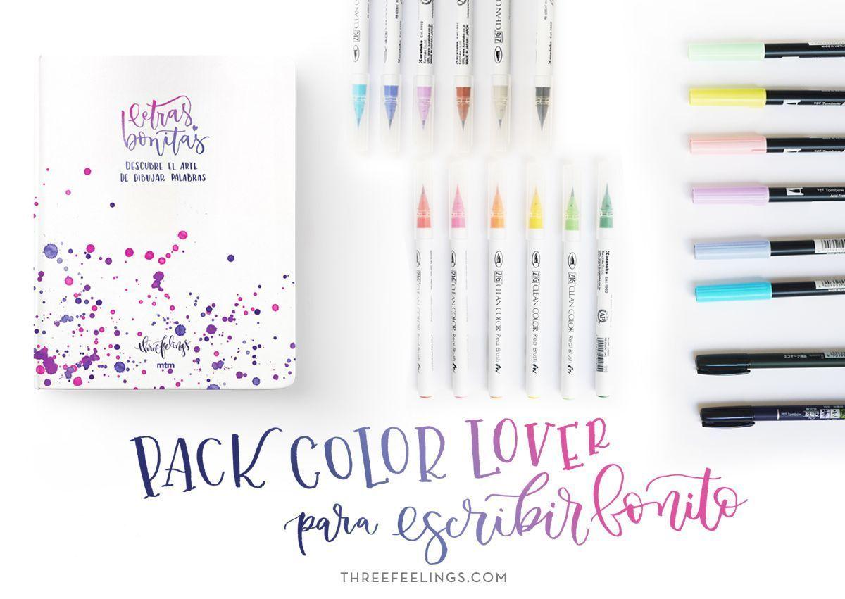 Pack Color Lover tonos pastel