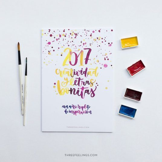 calendario-creatividad-letras-bonitas-2017-three-feelings-0
