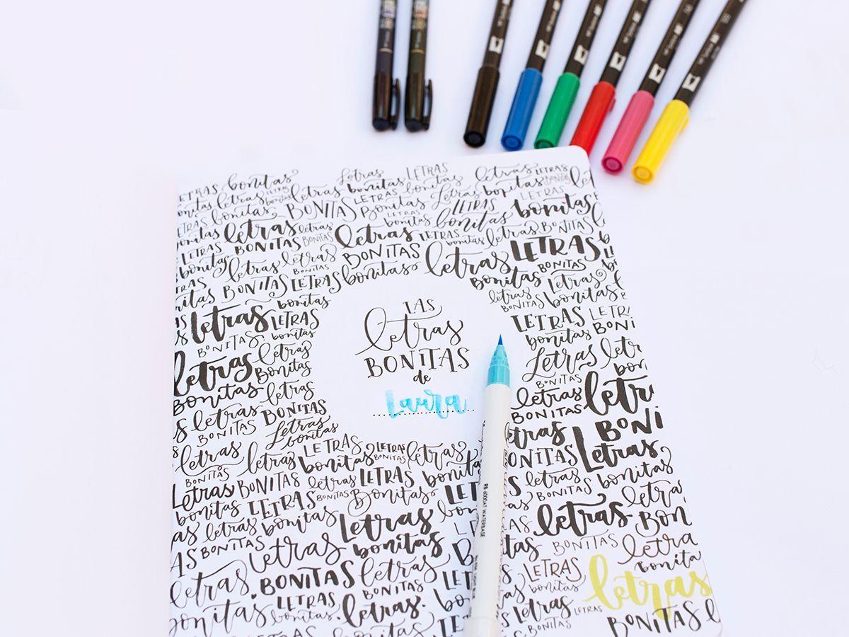 """Pack Adictivo Con El Libro """"Letras Bonitas"""""""