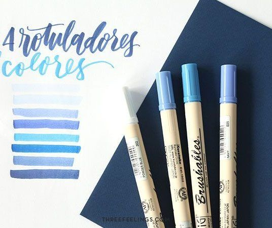 rotuladores-azules-kuretake-threefeelings-01