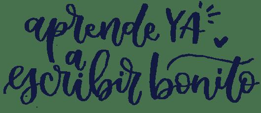 Three Feelings Lettering Y Caligrafia Para Escribir Bonito