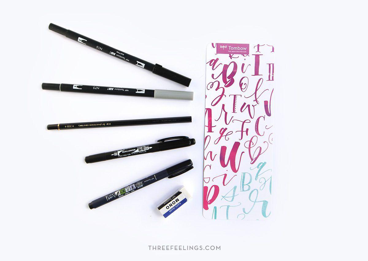 kit-iniciacion-lettering-tombow-threefeelings-02