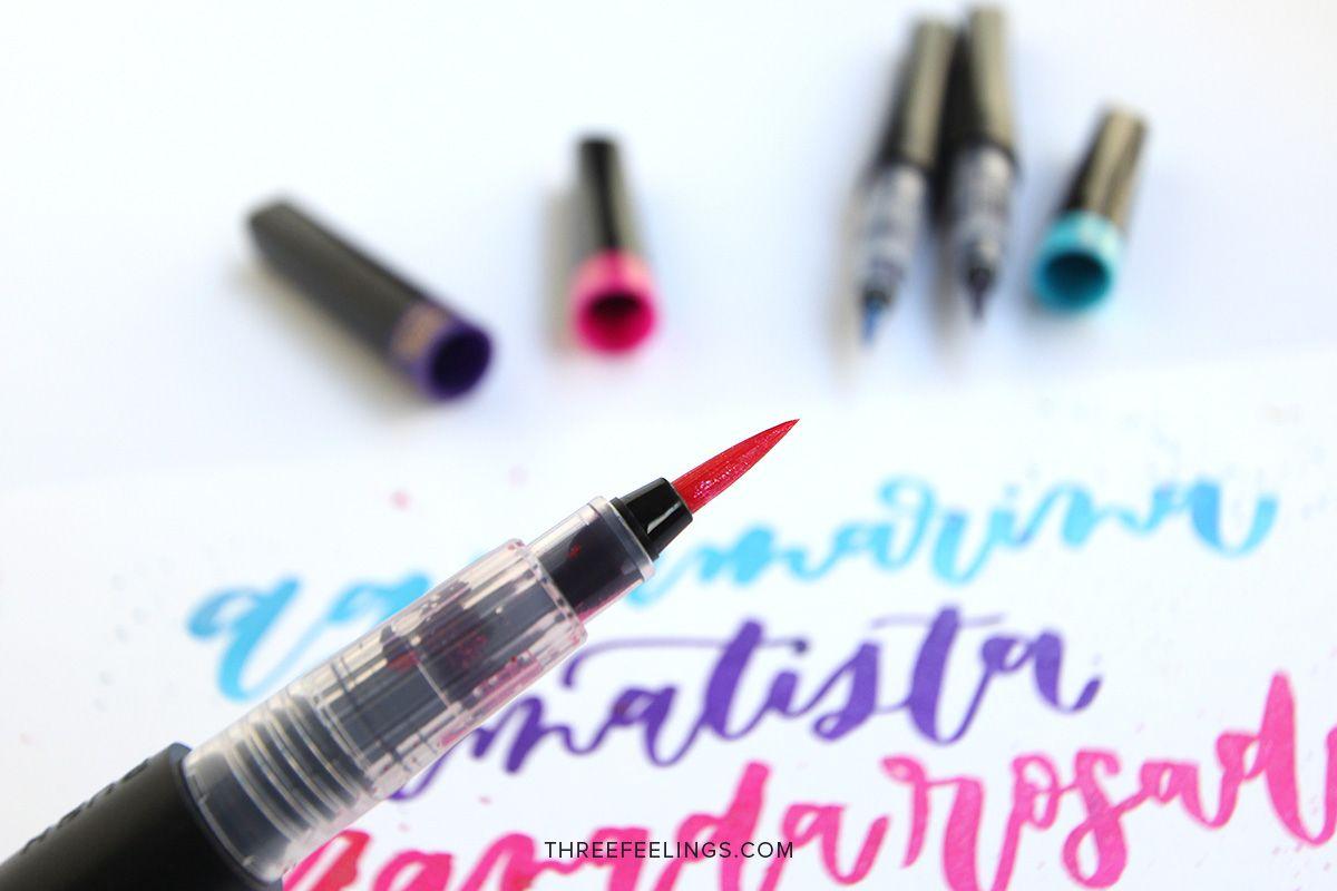Rotuladores con purpurina 'Brillo y Glamour'