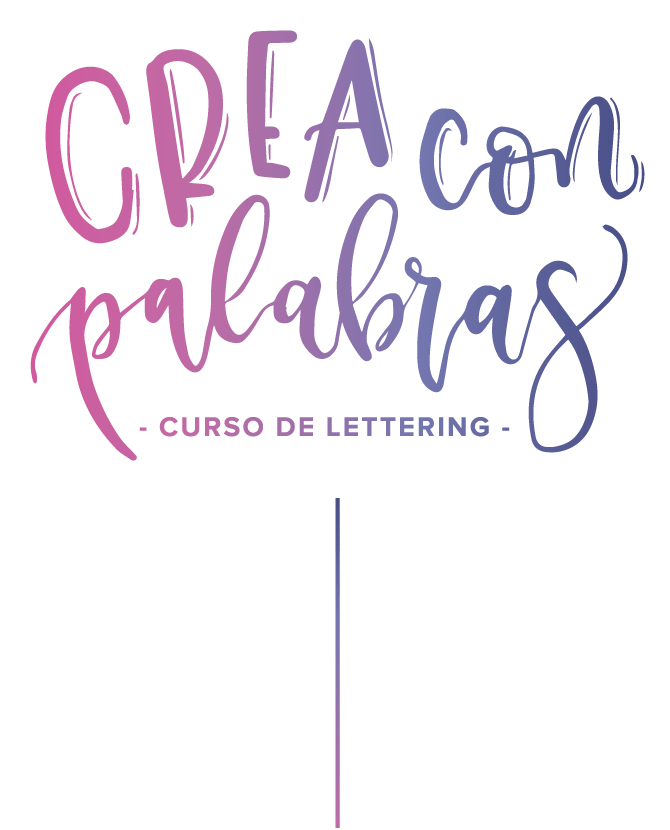 Curso presencial de lettering