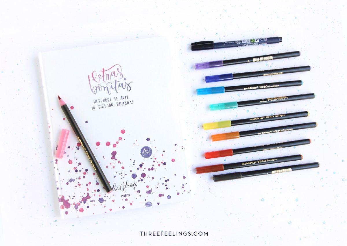 pack-quiero-aprender-rotuladores-edding-libro-letras-bonitas-threefeelings-02