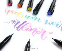 rotulador-punta-pincel-pequena-flexible-lettering-spectrum-sparkle-artliner-threefeelings-07