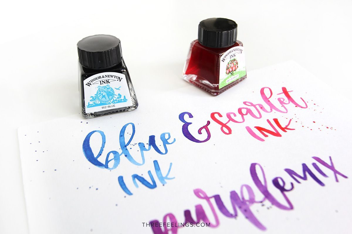 03-tintas-azul-escarlata-winsor-newton-lettering-threefeeelings