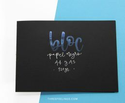 04-Bloc-Negro-Rhodia-Sin-Anillas-lettering-threefeelings
