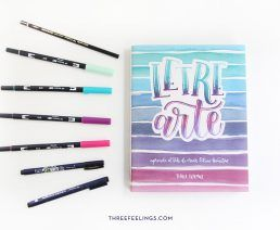 14-pack-libro-letrearte-threefeelings-tombow-escribe-bonito