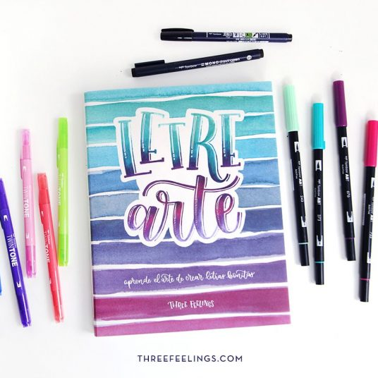 16-pack-libro-letrearte-threefeelings-tombow-escribe-bonito