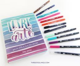 20-pack-libro-letrearte-threefeelings-tombow-escribe-bonito