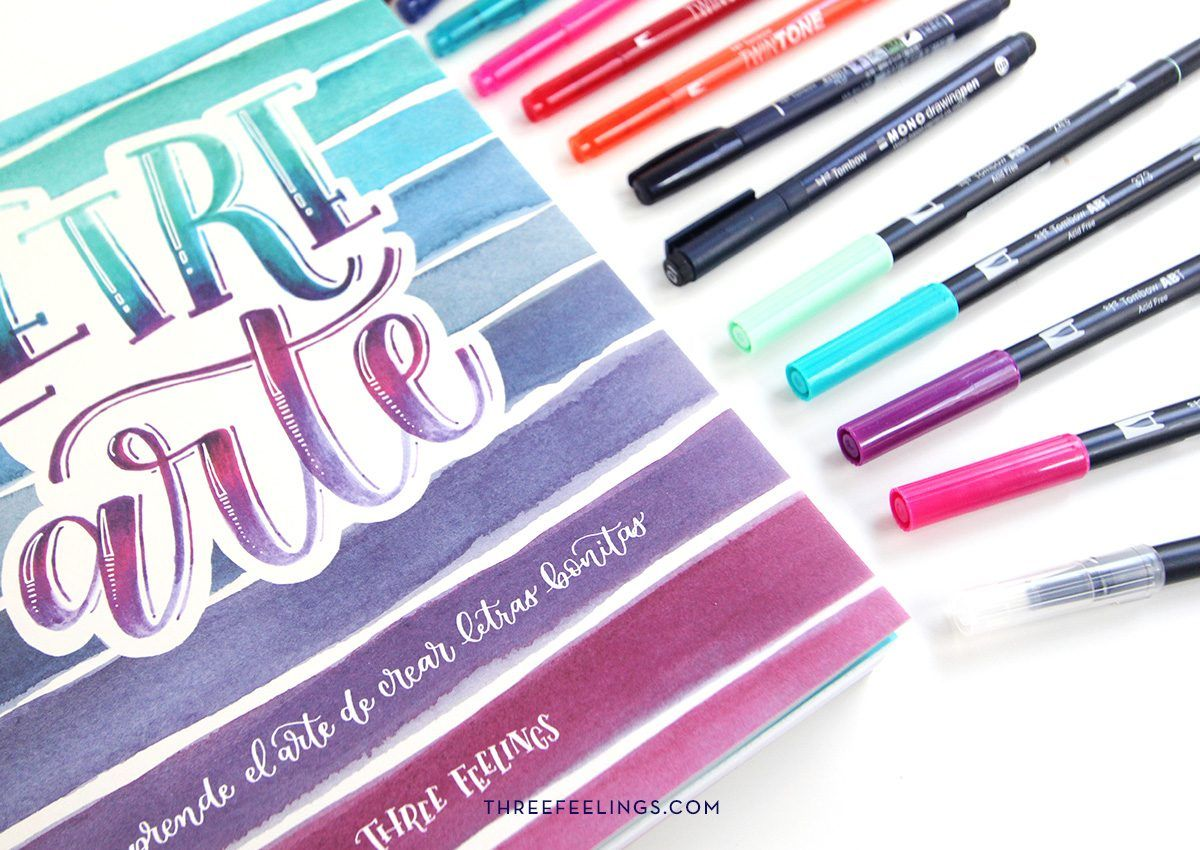 21-pack-libro-letrearte-threefeelings-tombow-escribe-bonito