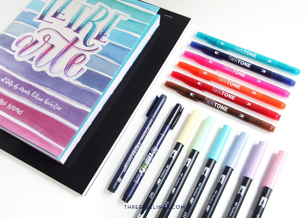 28-pack-libro-letrearte-threefeelings-tombow-escribe-bonito