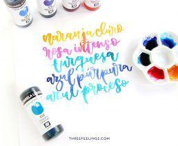 3-acuarela-liquida-caligrafia-lettering-vallejo-threefeelings