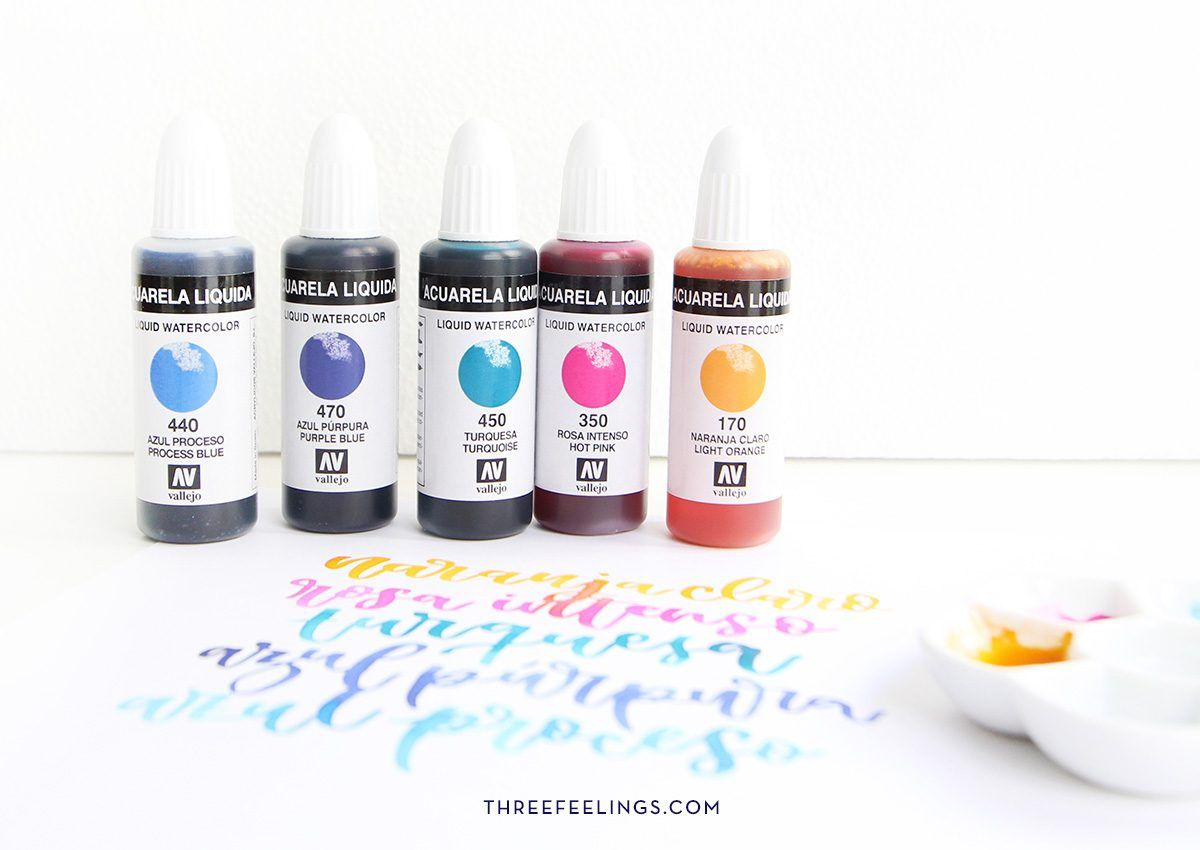 7-acuarela-liquida-caligrafia-lettering-vallejo-threefeelings
