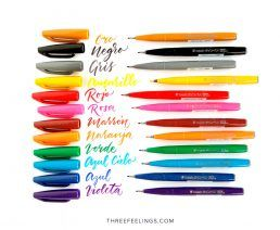 rotulador-punta-pincel-pentel-touch-lettering-threefeelings-03