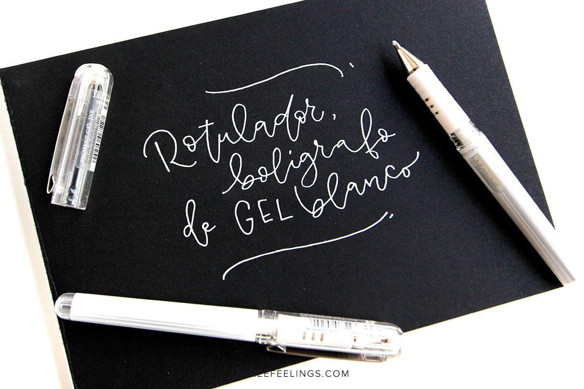 01-rotulador-boligrafo-gel-pentel-blanco-lettering-escribe-bonito