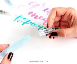 pack-pincel-deposito-agua-pentel-lettering-threefeelings-03
