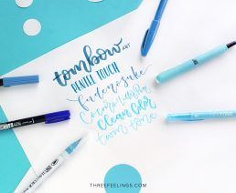 02-pack-rotuladores-monocromaticos-lettering-threefeelings-azul