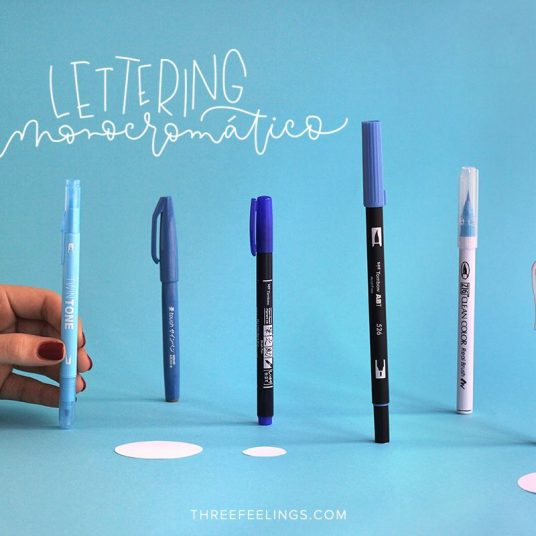 03-pack-rotuladores-monocromaticos-lettering-threefeelings-azul