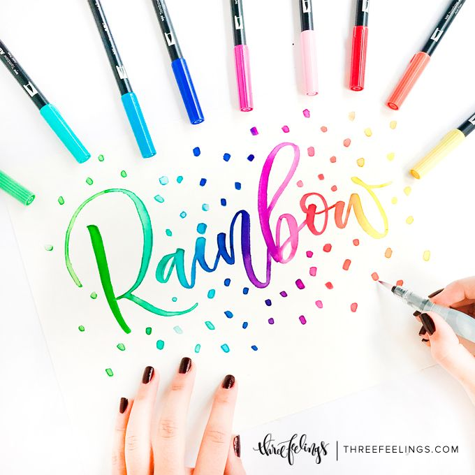 02-curso-handmade-rainbow-lettering