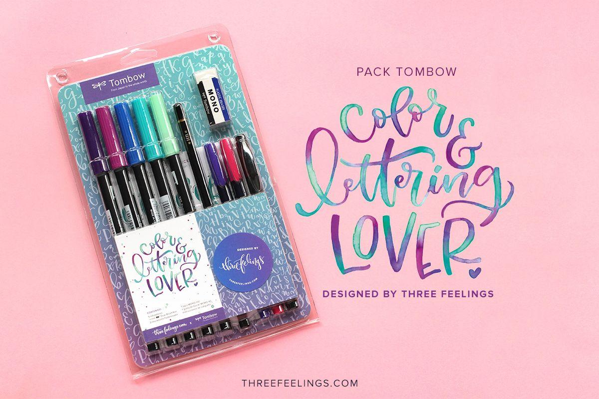 Color & Lettering lover